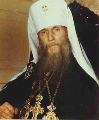 Филарет (Вознесенский), митрополит